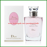 JUAL C**istian Dior forever and ever for women EDT 100ml