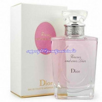 JUAL C**istian Dior forever and ever for women EDT 100ml (100% PARFUM