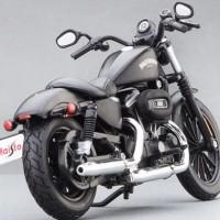 Jual Diecast Miniatur Motor Harley Davidson 2014 Sportster Iron 883 Maisto Murah