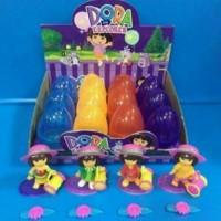 Surprise egg Dora/telur besar dora