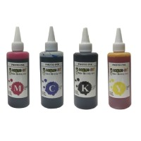 Tinta printer EPSON 200ML 4 warna Dye Photo Ink