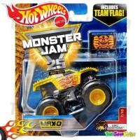 Hotwheels MONSTER JAM Team Flag - Max D Hot Wheels Ori Mattel