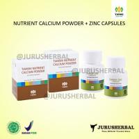 Paket Peninggi Badan TIENS Kalsium NCP + Zinc untuk 20hari TERMURAH