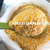 Tepung Roti Kasar Mix 1KG | Bread Crumbs Panko Panir Kiloan 1 KG 1000