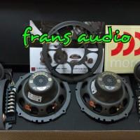 speaker Morel Virtus 602 Made in Inggris speker 2way Berkualitas