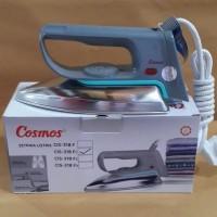 Cosmos CIS-318F1 Setrika Listrik - Electronic Iron - Gosokan Stainless