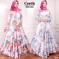 Jual Hijab Trendy Maxi Dress Maxmara GOOD QUALITY Busana Muslim Abaya Gamis Murah