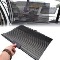 Tirai Mobil Sun Shade Kaca Jendela Mobil Mesh UV Protect