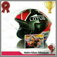 Jual HELM CUSTOM REPLIKA BASIC INK CENTRO MEREK SHOEI MOTO GP SERIES