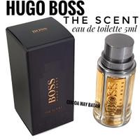 Parfum Miniature Hugo Boss Scent Man EDP 5ml Original