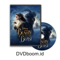 DVD hollywood beauty and the beast kualitas HD film barat
