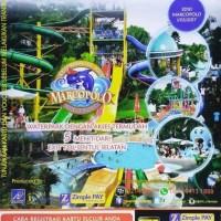 Voucher + Kartu El Club Marcopolo, Jungleland, Waterboom, Transera Dll