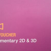 Voucher Cgv Cinemas Blitz Tiket Gratis Dan Diskon