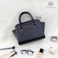 Tas Wanita Branded Handbag Murah Kerja Michael Kors Mk Selma Medium