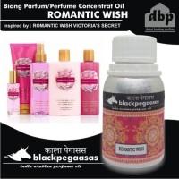 Bibit Parfum Romantic Wish inspirasi Romantic Wish Victoria Secret