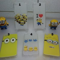 Softcase Lenovo S60 Minion