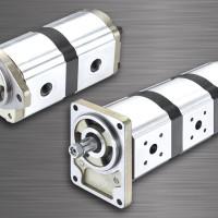 HYDRAULIC TRIPLE GEAR PUMP 3G+2G+2G HONOR 3T SERIES