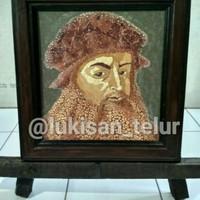 lukisan telur Leonardo da Vinci