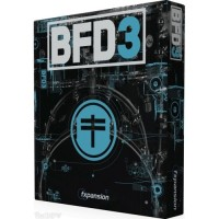 VST DRUM TERBAIK BFD3 SUPER BIG Collection 1 TB HDD