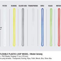Jual Tali koper / Tali Loop Strap / Tali untuk luggage tag Murah