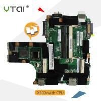 Lenovo Thinkpad X300 Motherboard Onboard CPU PN:42W7871
