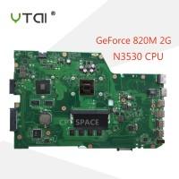 Asus X751MD REV:2.0 Motherboard N3530 CPU onboard N15V-GM-S-A2