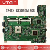 ASUS G74SX motherboard 4 RAM slots GTX560M 3GB REV:2.1 HM65