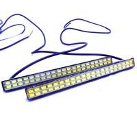 Jual DRL 42 Chip Monster Lampu LED Putih Super Bright MURAH