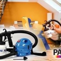 Kompresor Alat Semprot Cat Body Mobil, Motor & Furniture Paint Zoom