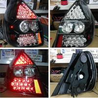 Best Seller Stoplamp Honda Jazz GD3 Th 02 Sd 07 Double LED Black JDM
