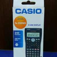 CALCULATOR CASIO FX-350MS
