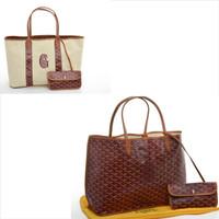 Tas Goyard Tote Reversible Bag + Dustbag a095ce5c4e