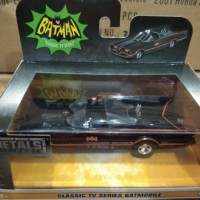 Jual diecast jada 1 /32 batman classic tv series batmobile Murah
