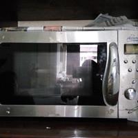 Microwave Oven Advance / Open Listrik Bukan LG Samsung Panasonic Sharp
