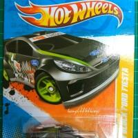 Hot Wheels : Ford Fiesta Ken Block Black Hotwheels AKTA US