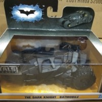 Jual diecast jada 1/32 batman tumbler the dark knight batmobile Murah
