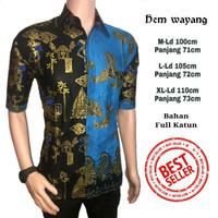 Harga Batik Motif Wayang Hargano.com