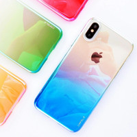 CAFELE iPhone X - Colorful Hard Case Ultra Thin 0.4MM ORIGINAL