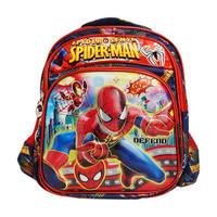 TD Tas Ransel Anak Karakter Spiderman / Backpack 3D Sekolah