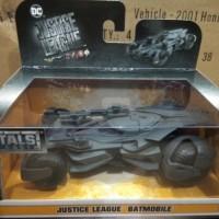 diecast jada 1/32 batman vs superman justice league batmobile
