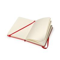 MOLESKINE Art Plus Sketchbook Pocket Plain Red Hard Cover