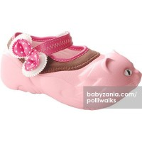 Polliwalks Shoes - Kitty Mary Jane MURAH