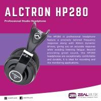 Headphone Monitoring | ALCTRON HP280 | Zeal Musik Jogja