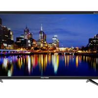 TV LED POLYTRON CINEMAX 32 INCH 32T7511 + SPEAKER TOWER