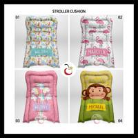 Stroller Cushion/ Snuzzler/ Alas Stroller