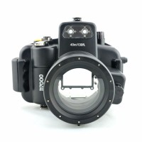 Meikon Waterproof Camera Case for Nikon D7000 FT0264