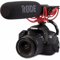 Rode VideoMic With Rycote Lyre Suspension System FT0433