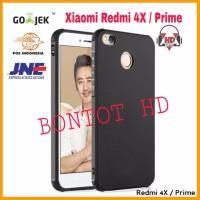 New 2018 Casing Hp Xiaomi Redmi 4X Mi 4X Prime Hardcase Karet Armor C