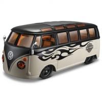 Maisto 1/25 HD Custom Volkswagen Van Samba