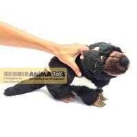 Boneka Hewan Setan Tasmania Tasmanian Devil Animatoys SWI145L